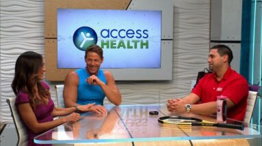 Access Health - Sports Authority