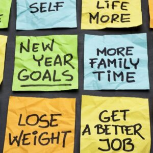 Solutions for your New Year's Resolutions