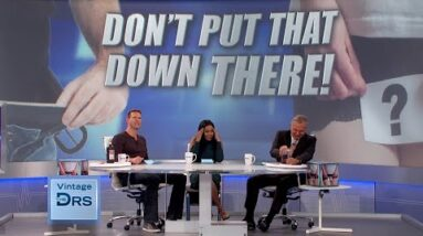 The Doctors Dos and Don'ts for Putting Things 'Down There'