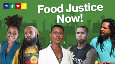 Vegan Activists Fighting For Food Justice…